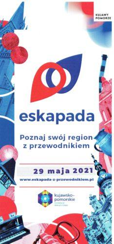 ESKAPADA.Poznaj region z przewodnikiem