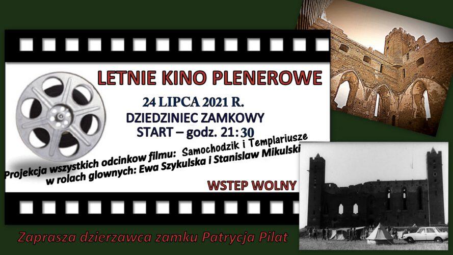 Letnie kino plenerowe - Samochodzik i Templariusze